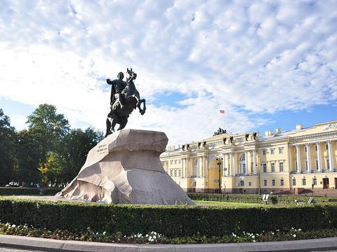 十二月党人广场旅游景点图片