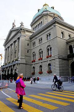 联邦国会大厦旅游景点攻略图