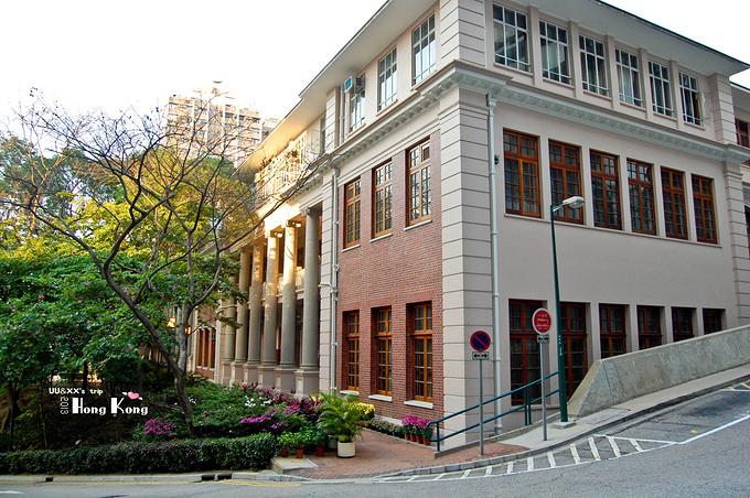 香港大学图片