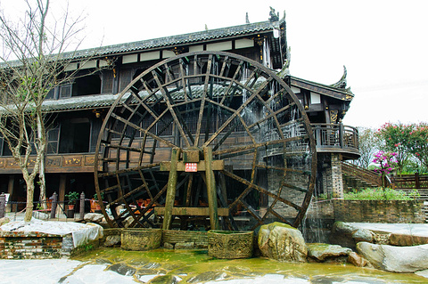 兴乐桥旅游景点攻略图
