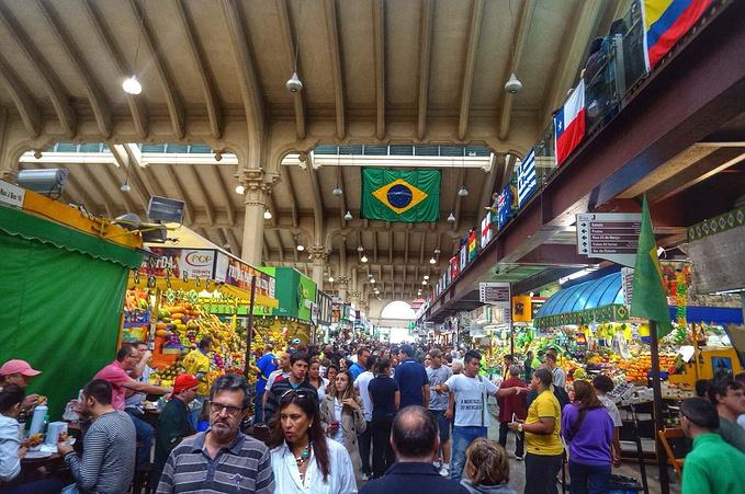 lima central market图片