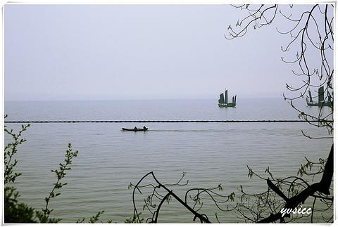 太湖龙头渚旅游景点攻略图