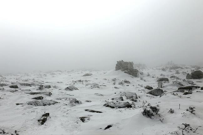 鳌山之巅——白起庙图片