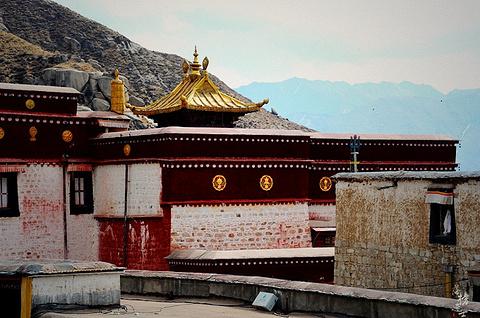 色拉寺旅游景点攻略图