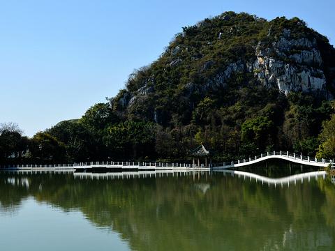 七星岩景区旅游景点图片