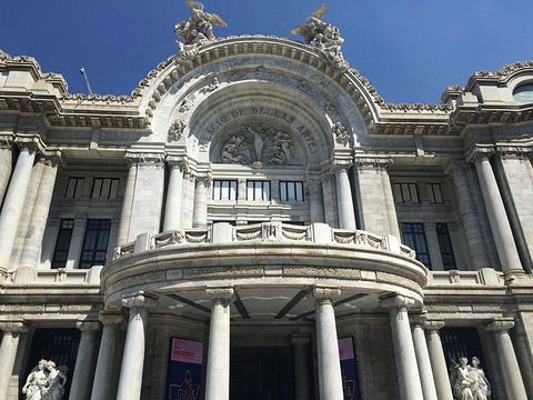 墨西哥城宪法广场旅游景点图片