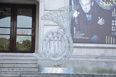 上海音乐厅旅游景点攻略图