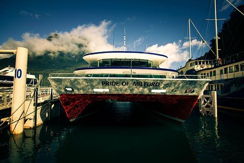 米尔福德峡湾港旅游景点攻略图