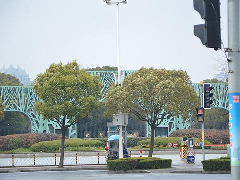 浦东嘉里城(花木路)旅游景点图片