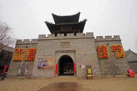 水浒好汉城的图片