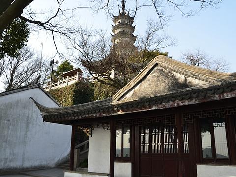 楞伽塔旅游景点图片