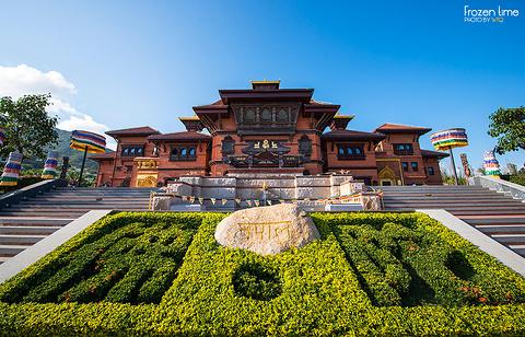 南山寺的图片