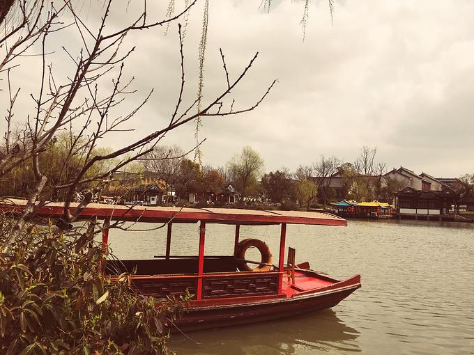瘦西湖图片
