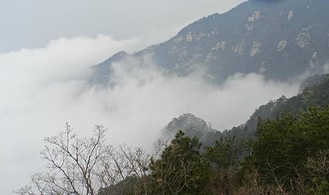 锦绣谷旅游景点攻略图