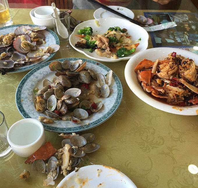金泽园海鲜家常菜图片