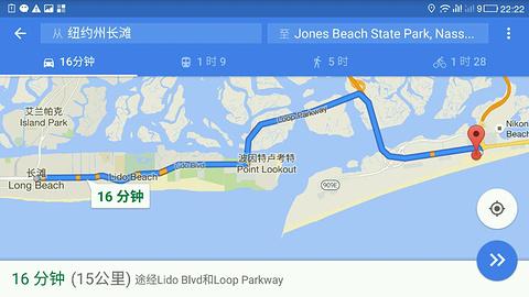 长滩旅游景点攻略图