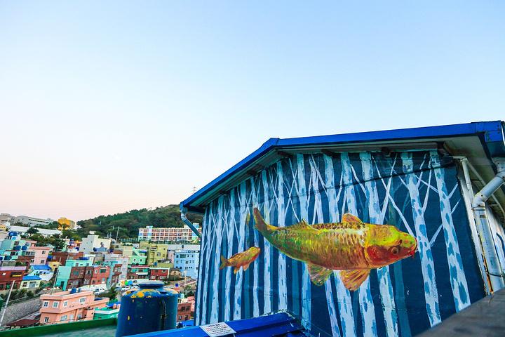 亚洲 韩国 釜山市 - 西部落叶 - 《西部落叶》· 余文博客