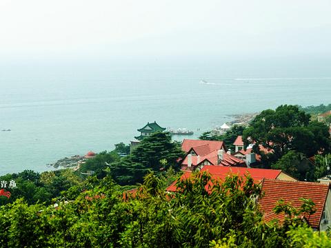 小鱼山公园旅游景点图片