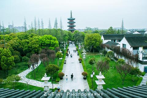 寒山寺的图片