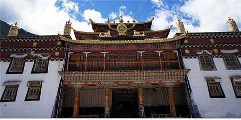东竹林寺旅游景点攻略图