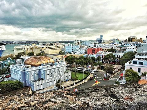 波多黎各艺术博物馆旅游景点攻略图