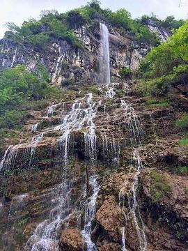 华蓥山天然大盆景旅游景点攻略图