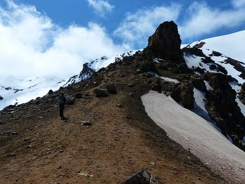 汤加里罗徒步穿越旅游景点图片