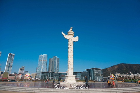 星海广场旅游景点攻略图
