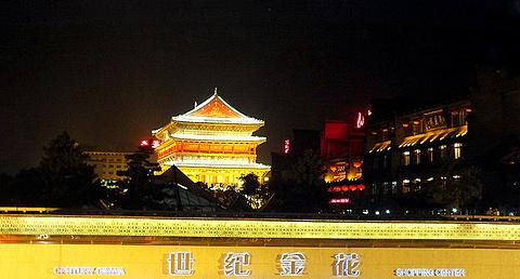 钟鼓楼广场旅游景点攻略图