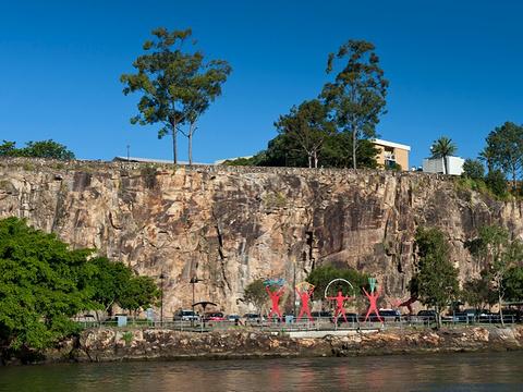 袋鼠角峭壁公园旅游景点攻略图