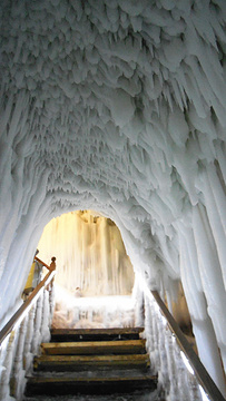 万年冰洞国家地质公园旅游景点攻略图
