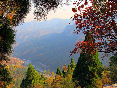 仙台山旅游景点图片