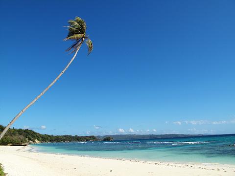 普卡海滩旅游景点攻略图