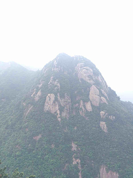 天台寺(天台峰)旅游景点攻略图
