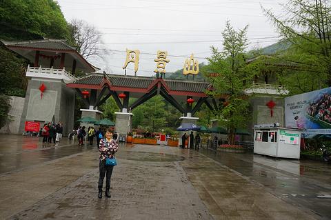 丹景山旅游景区旅游景点攻略图