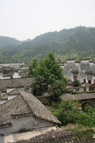 """""""...古民居建筑224幢、祠堂4幢、牌楼1座,现在古村落西递和宏村已经一起列入世界文化遗产名录之中了_西递""""的评论图片"""
