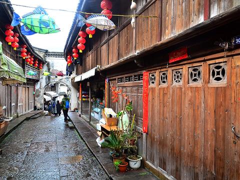 石浦渔港古城旅游景点图片