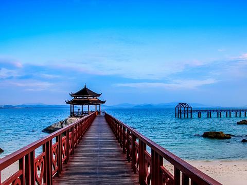 蜈支洲岛旅游景点图片