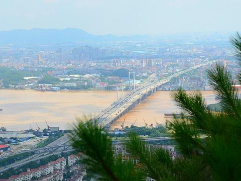 大雁山旅游景点图片