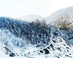 千佛山2日徒步,望尽雪山云海
