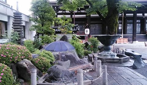 本能寺旅游景点攻略图