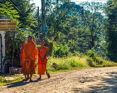 只为心中的琅勃拉邦而来——老挝游记