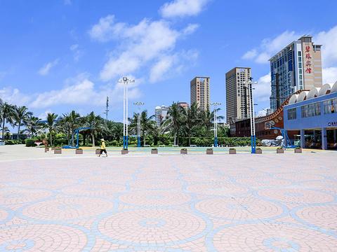 闸坡大角湾旅游景点图片