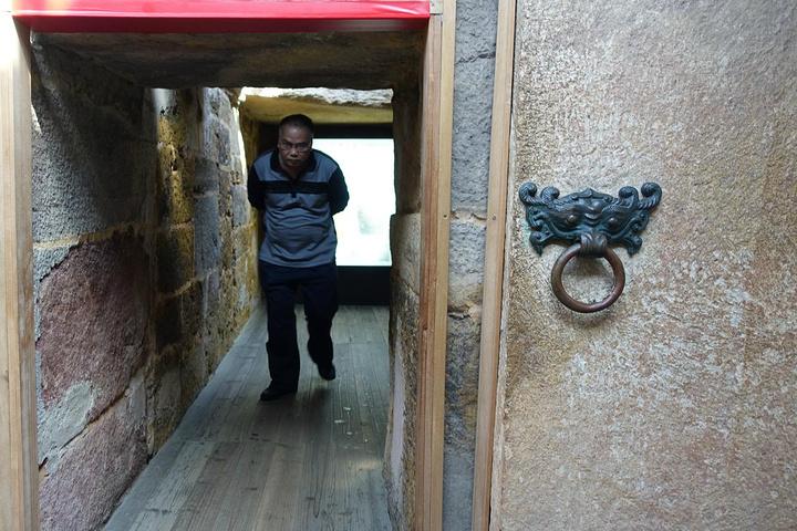 """""""中山纪念堂 广州博物馆 南越王博物馆,三个景点有一张联票,25块,比单买要便宜很多,推荐_西汉南越王博物馆""""的评论图片"""