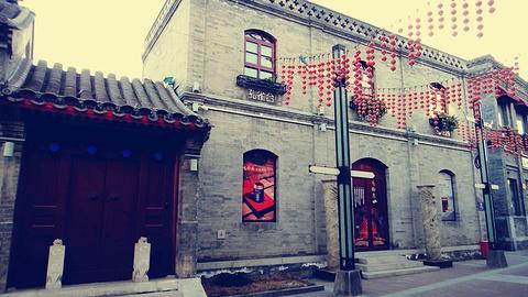 台湾文化商业街旅游景点攻略图
