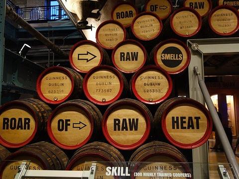 健力士啤酒展览馆旅游景点图片