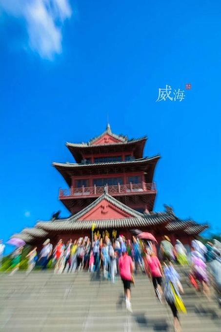 刘公岛博览园图片