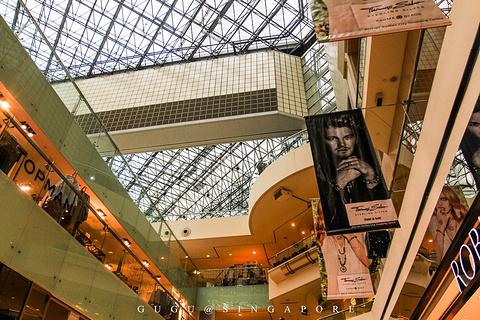 莱佛士城购物中心