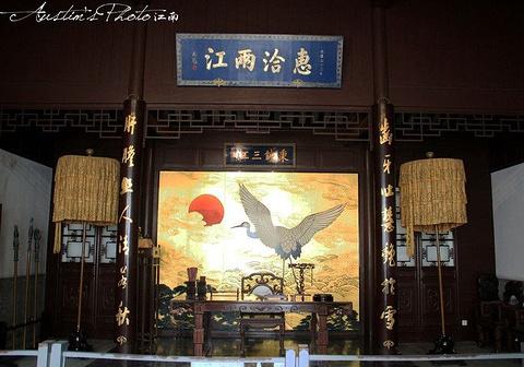 南京总统府旧址旅游景点攻略图