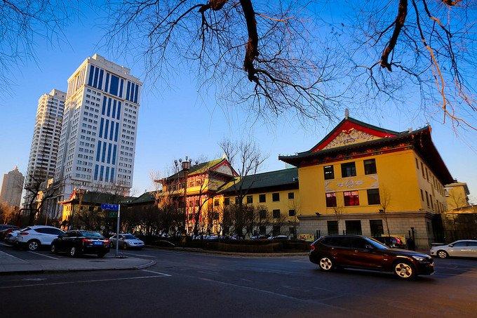 哈尔滨街景图片